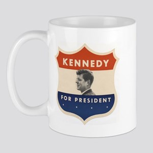 JFK '60 Shield Mug