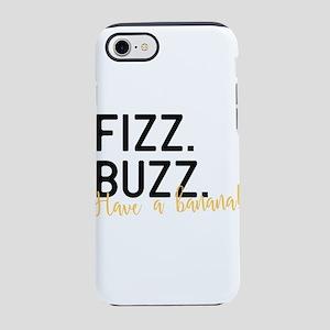 Fizz Buzz iPhone 8/7 Tough Case