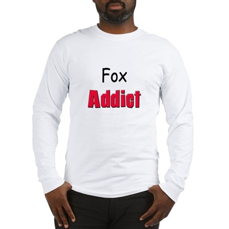 Fox Addict Long Sleeve T-Shirt