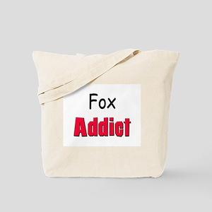 Fox Addict Tote Bag