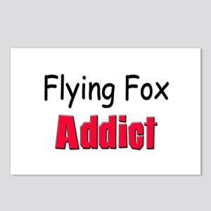 Flying Fox Addict Postcards (Package of 8)