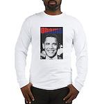 Obama RFK '68-Style Long Sleeve T-Shirt