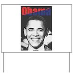 Obama RFK '68-Style Yard Sign