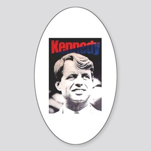 RFK '68 Oval Sticker
