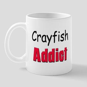 Crayfish Addict Mug