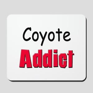 Coyote Addict Mousepad