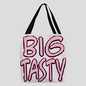 Big Tasty Polyester Tote Bag
