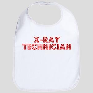 Retro X-ray techn.. (Red) Bib