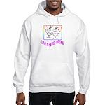 Love is never wrong Hooded Sweatshirt