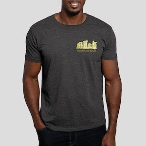 Stonehenge Rocks GD Dark T-Shirt
