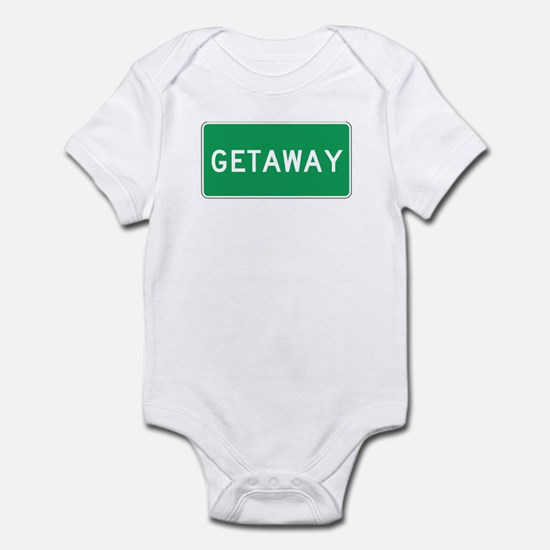 Getaway, OH (USA) Infant Bodysuit