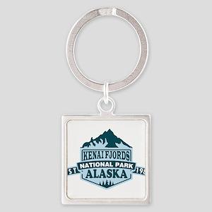 Kenai Fjords - Alaska Keychains