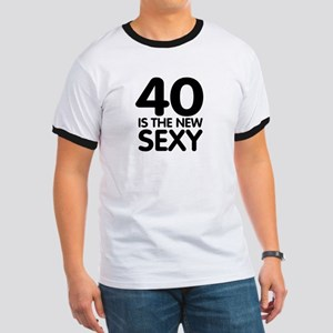 40 is the new sexy Ringer T