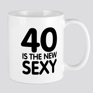 40 is the new sexy Mug
