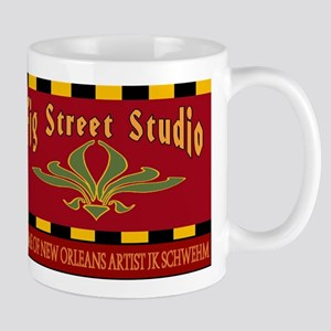 Fig Street Studio Sign Mug