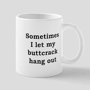 Buttcrack 2 Mug
