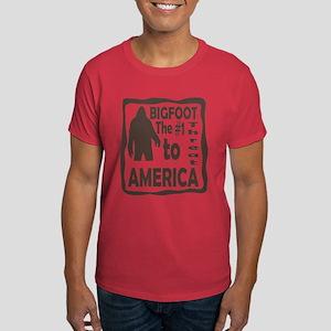 Big Foot Dark T-Shirt