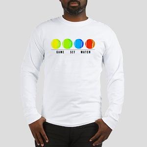 GAME SET MATCH Long Sleeve T-Shirt