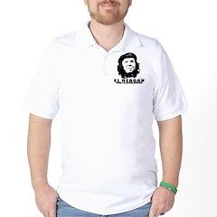 El Reagan Viva Revolucion Golf Shirt