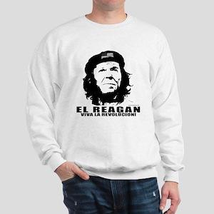 El Reagan Viva Revolucion Sweatshirt