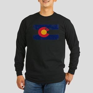 colorado Long Sleeve Dark T-Shirt