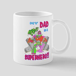 SUPERHERO DAD Mug