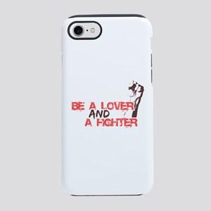 Lover and Fighter iPhone 8/7 Tough Case