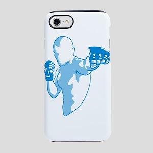 Punch Blue iPhone 8/7 Tough Case