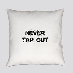 Never Tap Out Everyday Pillow