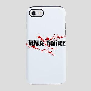 fighter splatter iPhone 8/7 Tough Case