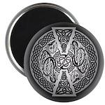 Celtic Dragons Magnet