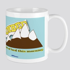 I Climbed... Mug