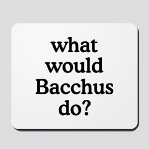 Bacchus Mousepad