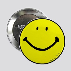 """Signature Smiley"" 2.25"" Button"