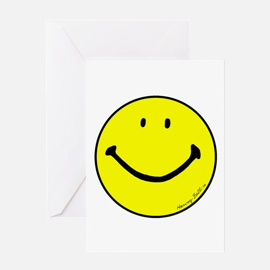 """""""Signature Smiley"""" Greeting Card"""