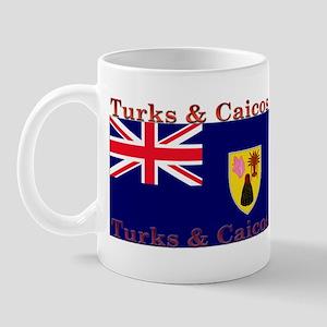 Turks & Caicos Mug