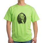President Jefferson Green T-Shirt