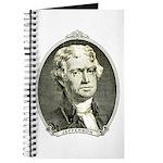 President Jefferson Journal