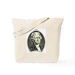 President Jefferson Tote Bag
