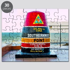 Southernmost Point Key West Florida Puzzle