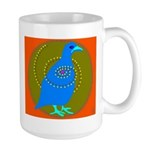 Grouse Large Mug