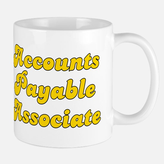 Retro Accounts Pa.. (Gold) Mug