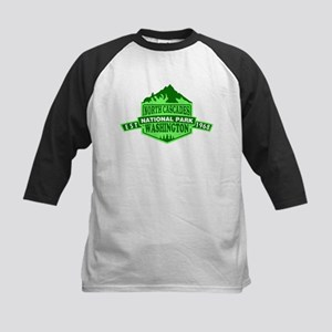 North Cascades - Washington Baseball Jersey
