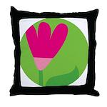 zuzu's petals Throw Pillow