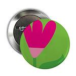 """zuzu's petals 2.25"""" Button (100 pack)"""