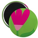"zuzu's petals 2.25"" Magnet (100 pack)"