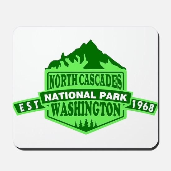 North Cascades - Washington Mousepad