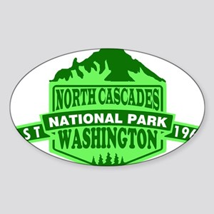 North Cascades - Washington Sticker