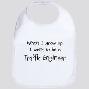 When I grow up I want to be a Traffic Engineer Bib