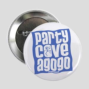 """Party Cove A GoGo-Water Logo 2.25"""" Button"""